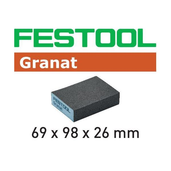 Festool GR/6 Hiomasieni 69x98x26mm 60