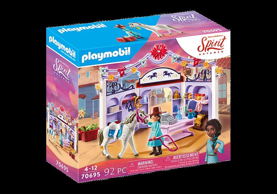 Playmobil - Miradero Tack Shop (70695)