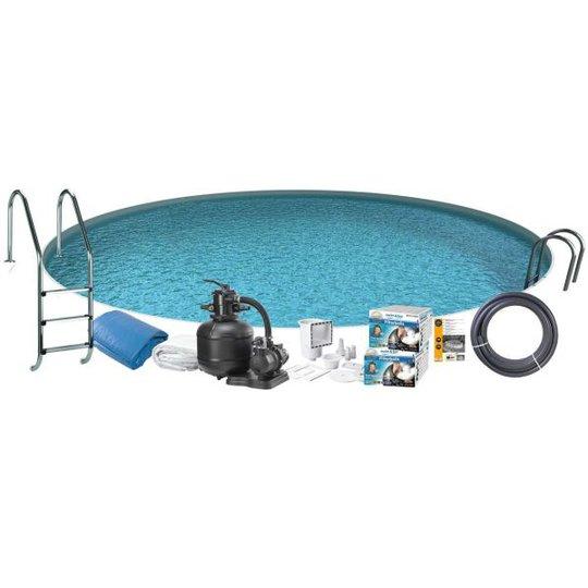 Swim & Fun 2780 Allaspaketti Ø4,2 x 1,5 m, 18 840 l