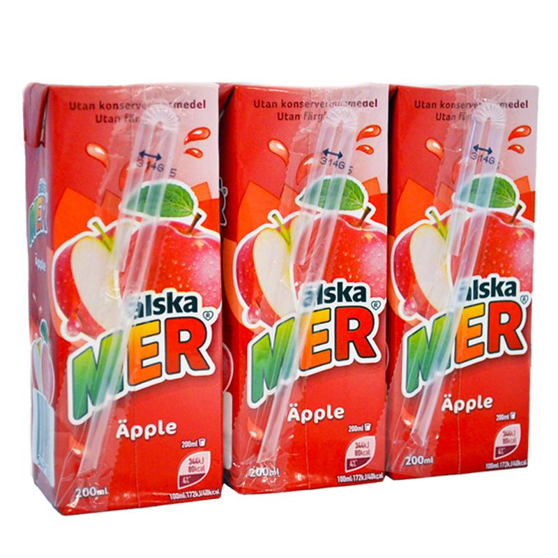 MER Äpple 3-pack - 66% rabatt