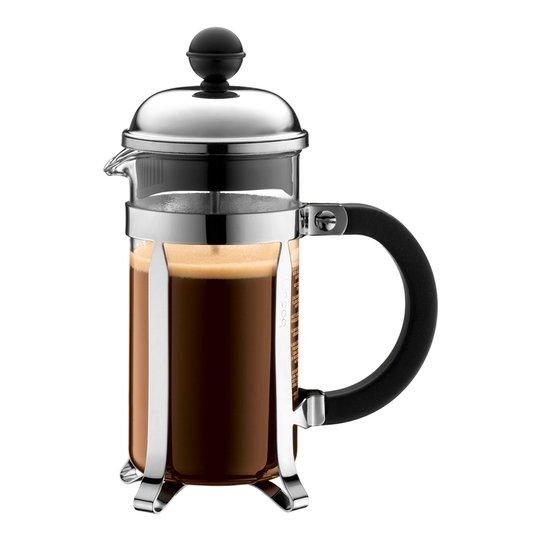 Bodum - Chambord Kaffepress 3 koppar 35 cl Krom