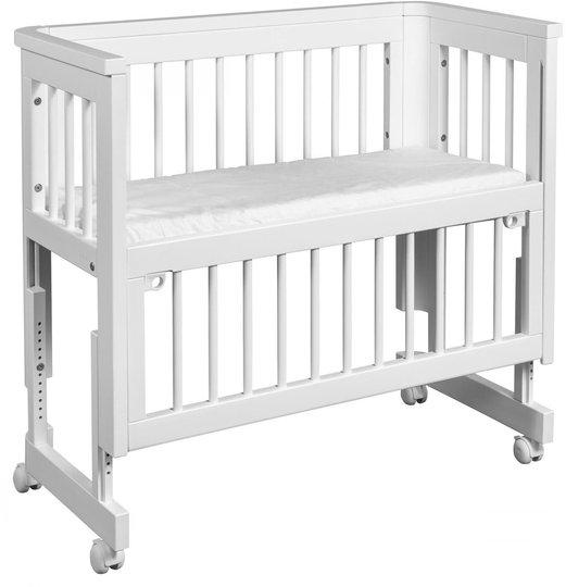 Troll Sprinkelseng Sun Bedside Crib Hvit