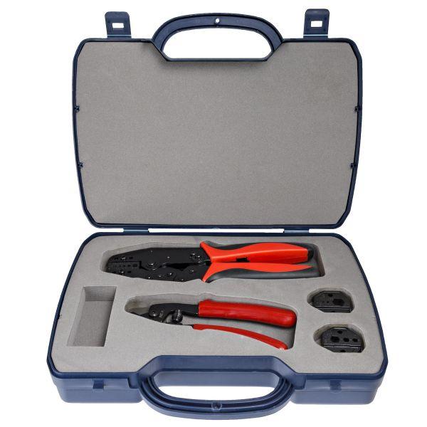 Televes 216450 Työkalupaketti puristuspihdit + kynsileikkurit