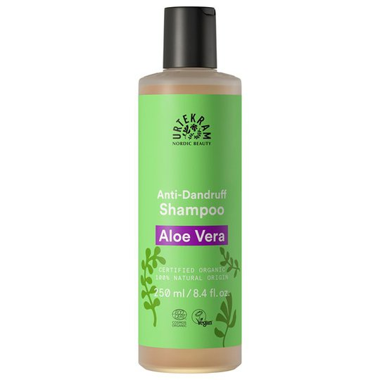 Urtekram Nordic Beauty Aloe Vera Shampoo Anti-Dandruff, 250 ml