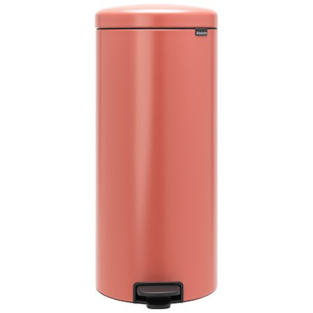 NewIcon Pedalbøtte Terracotta Pink 30 liter
