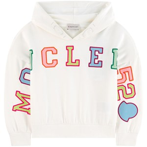 Moncler Embroidered hoodie 12 years