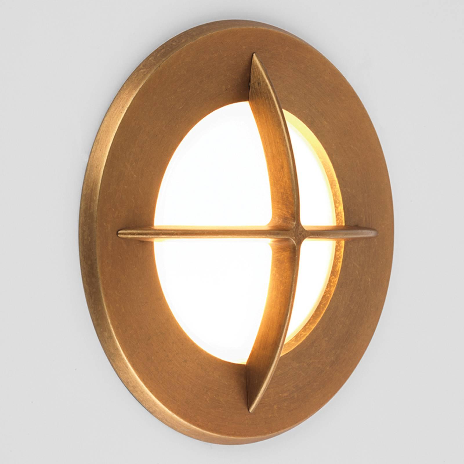 Astro Arran LED-uppovalaisin, pyöreä