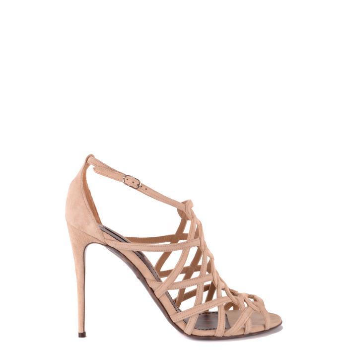 Dolce & Gabbana Women's Sandals Beige 188800 - beige 37