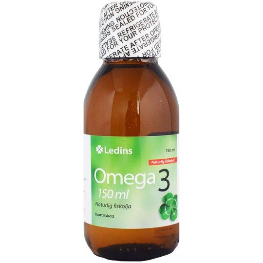 Kosttillskott Omega-3 Fiskolja - 92% rabatt