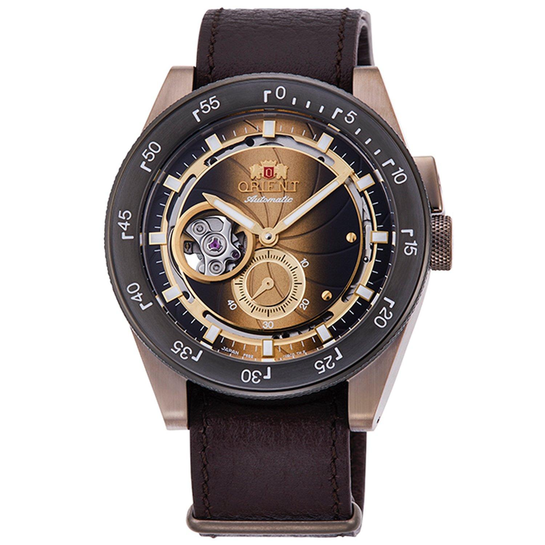 Orient Men's Watch Gunmetal RA-AR0204G00B