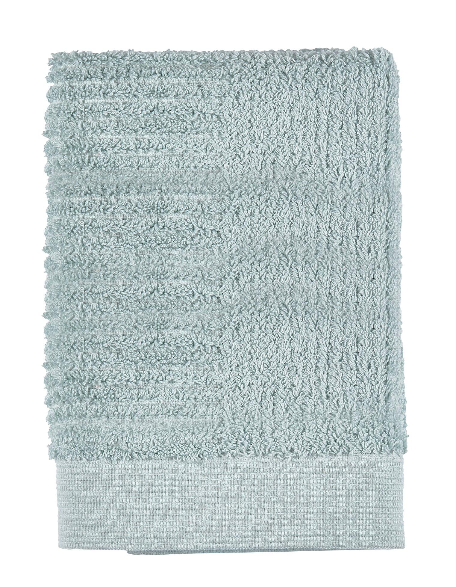 Zone - Classic Towel 50 x 70 cm - Dust Green (330112)