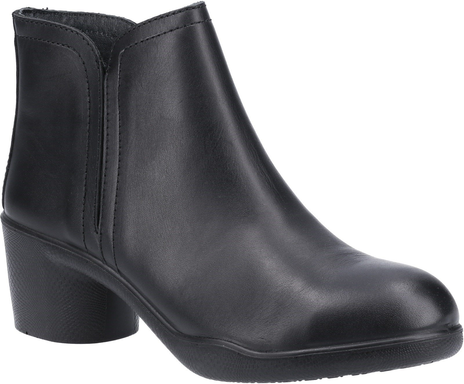 Amblers Safety Women's Tina Safety Ankle Boot Black 31491 - Black 8