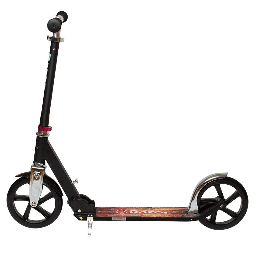 Razor - A5 Lux Scooter - Black Label (13073067)