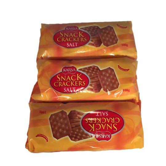 Salta Crackers 3-pack - 70% rabatt