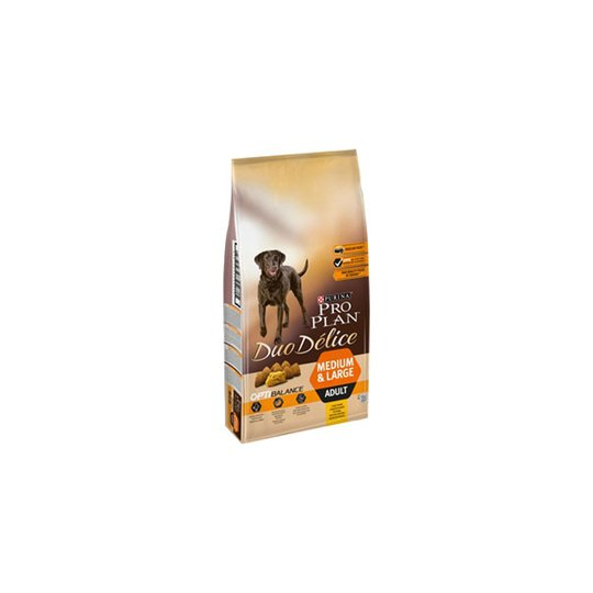 Pro Plan® Duo Délice Medium & Large Adult Beef - OptiBalance®