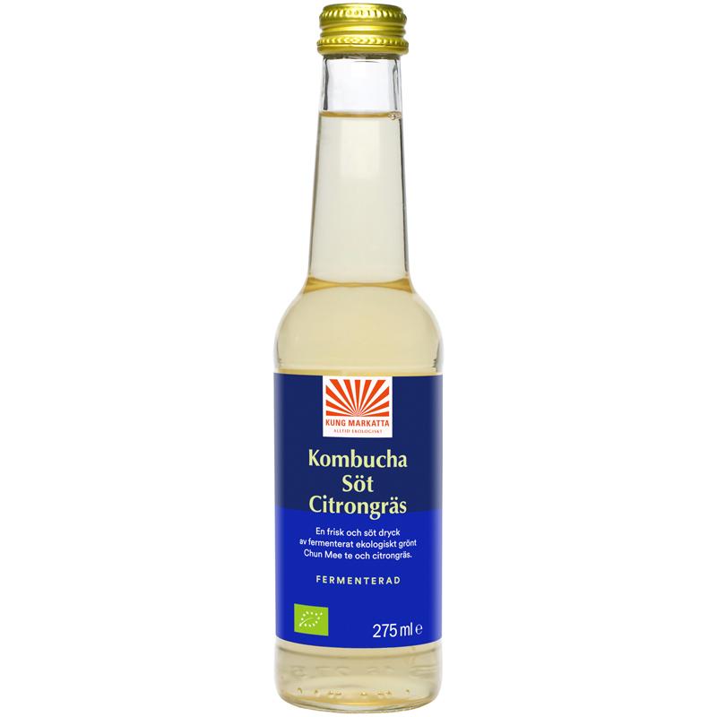 Eko Kombucha Citrongräs - 48% rabatt