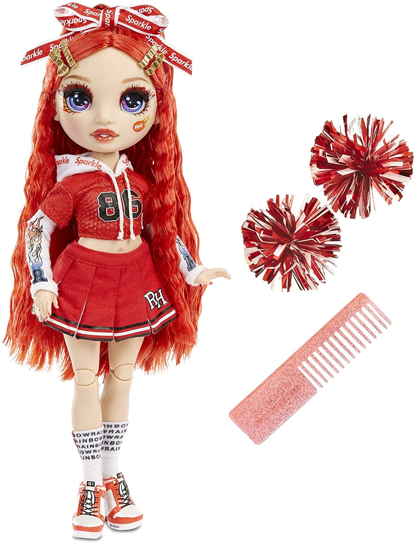 Rainbow High - Cheer Doll - Ruby Anderson (572039)