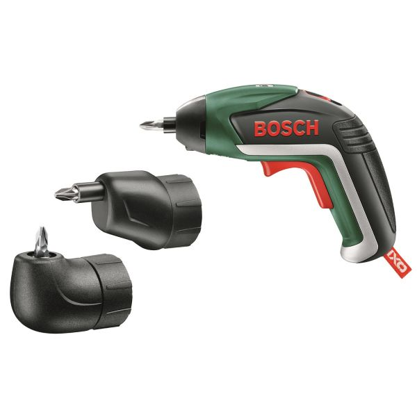 Bosch DIY IXO V Plus Ruuvinväännin sis. tarvikkeet