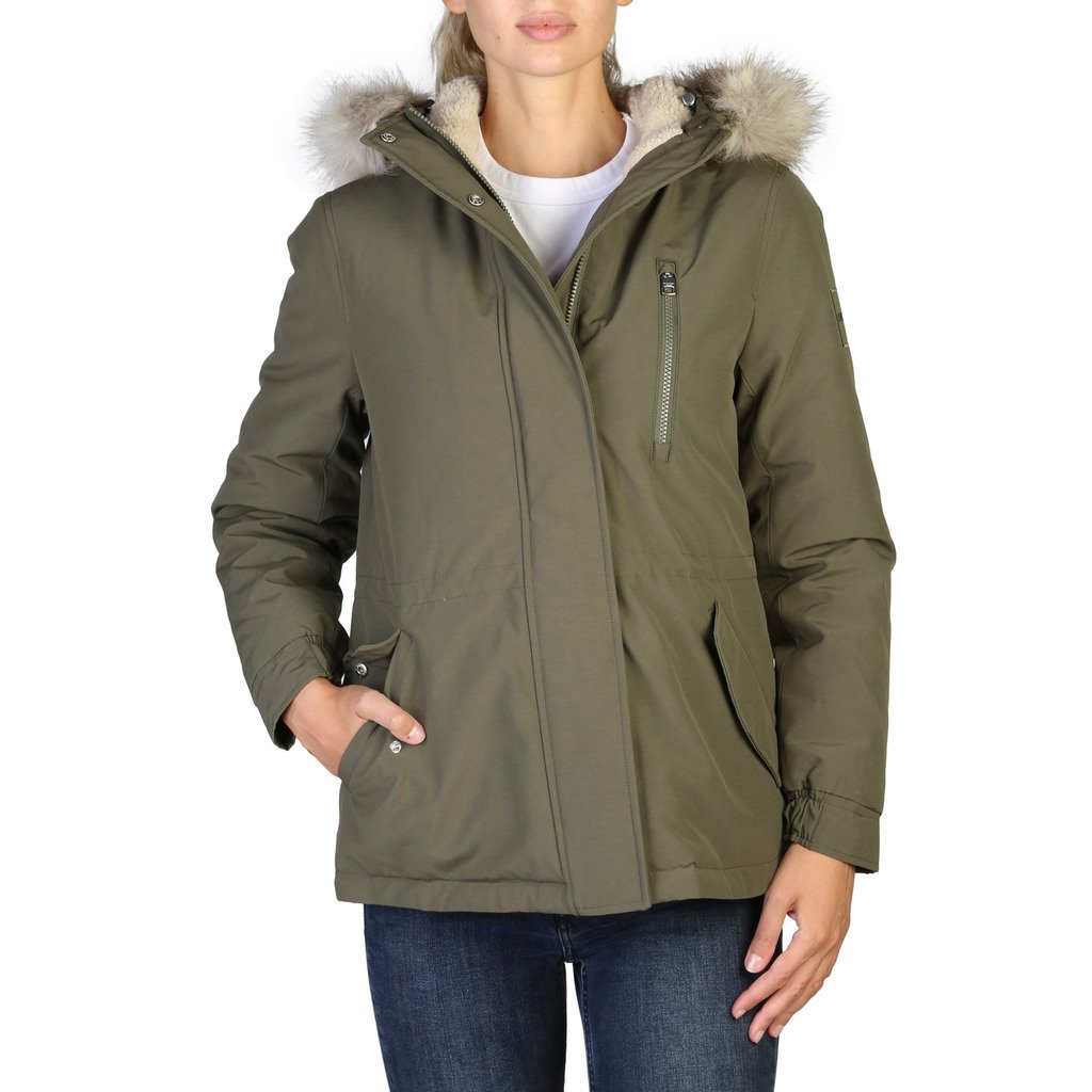 Calvin Klein Women's Jacket Green 349478 - green XS