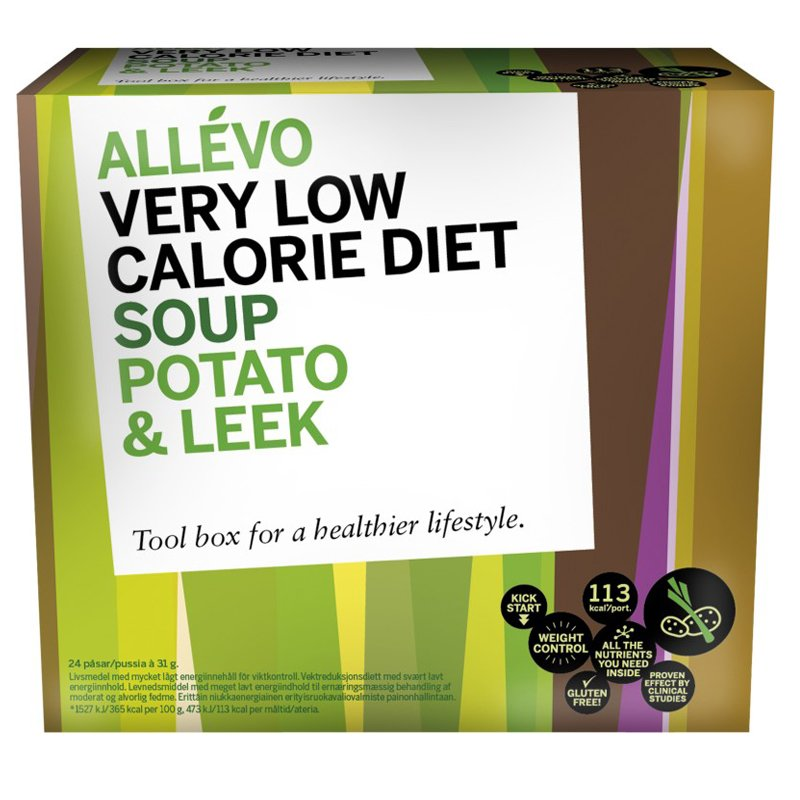 Ateriankorvike Keitto Potato & Leek - 33% alennus