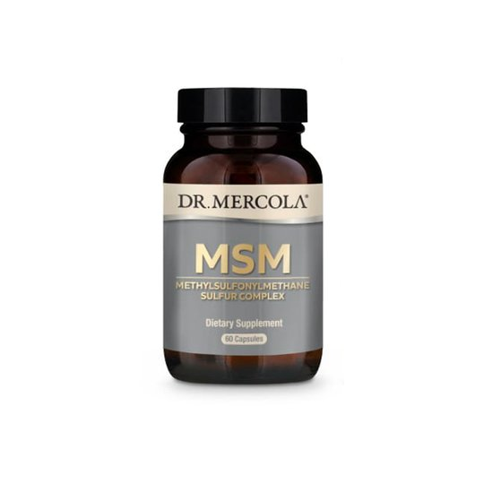 MSM – organiskt svavel