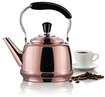Kaffekanne 1,5 Liter Kobber