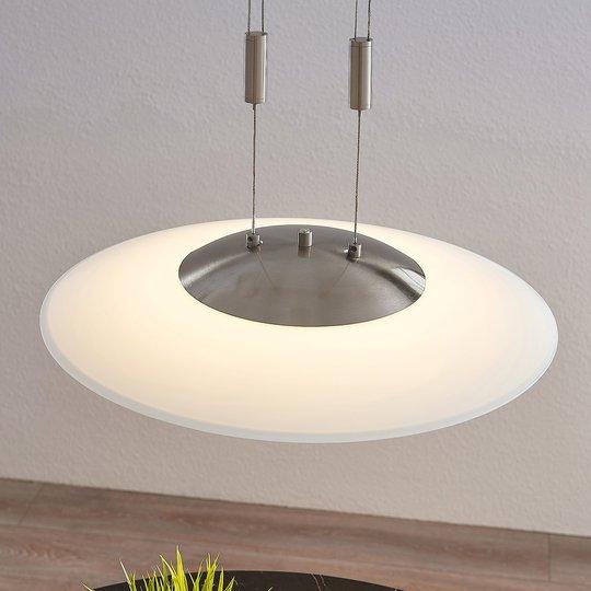 Lindby Amidala LED-riippuvalo, korkeussäädettävä