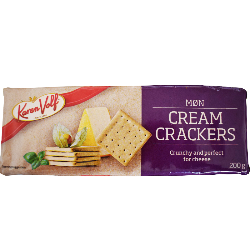 Cream Crackers - 33% rabatt