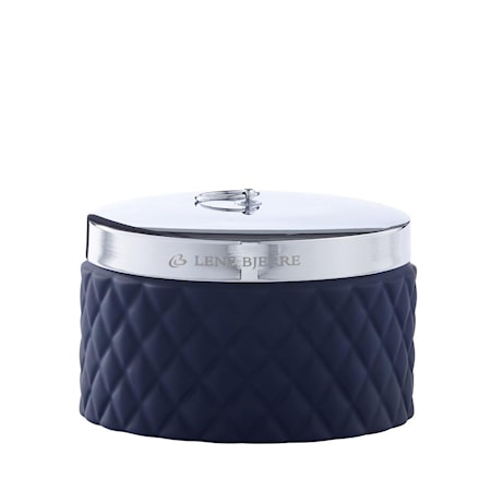 Burk Portia 9 cm Blå