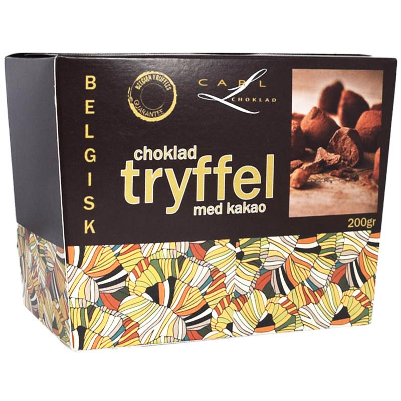 Chokladtryfflar 200g - 83% rabatt