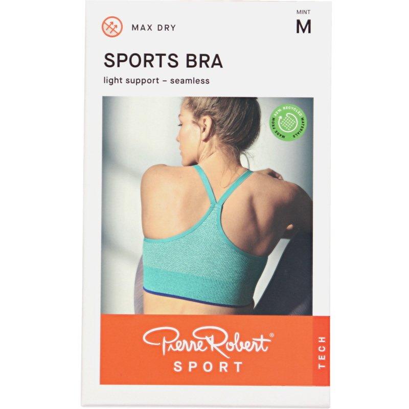 Urheiluliivi Light Support Mint Koko M - 60% alennus