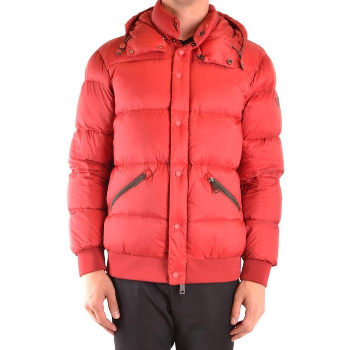 Armani Jeans Men's Jacket Bordeaux 167649 - bordeaux 52