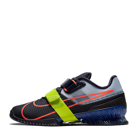 Nike Romaleo 4, Black/Red/Blue