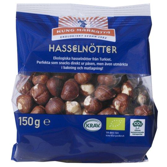 Eko Hasselnötter 150g - 59% rabatt