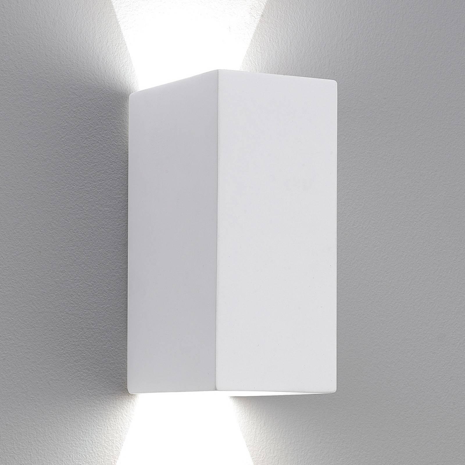 Astro Parma 160 LED-gips-vegglampe, 2 700 K