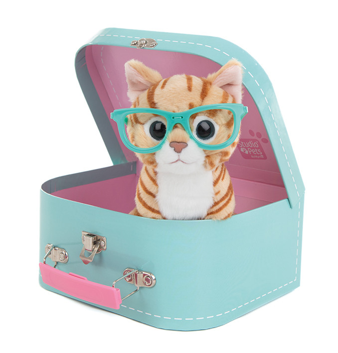 Studio Pets Plush, 15 cm - RayBen (95-IT-23109)