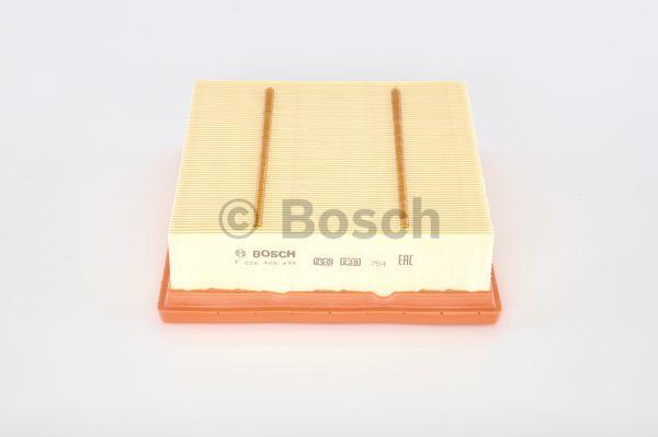 Ilmansuodatin BOSCH F 026 400 498