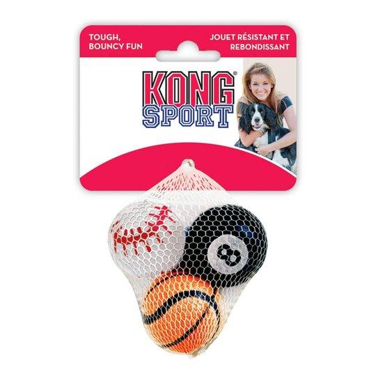 KONG Sports Balls 3-pack (S)