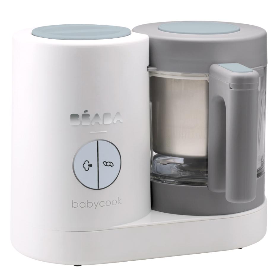 Béaba - Baby Cook Neo Foodprocessor- Grey