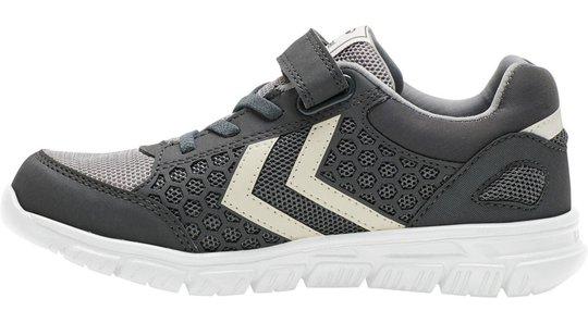 Hummel Crosslite Tex Jr Sneaker, Grå, 26