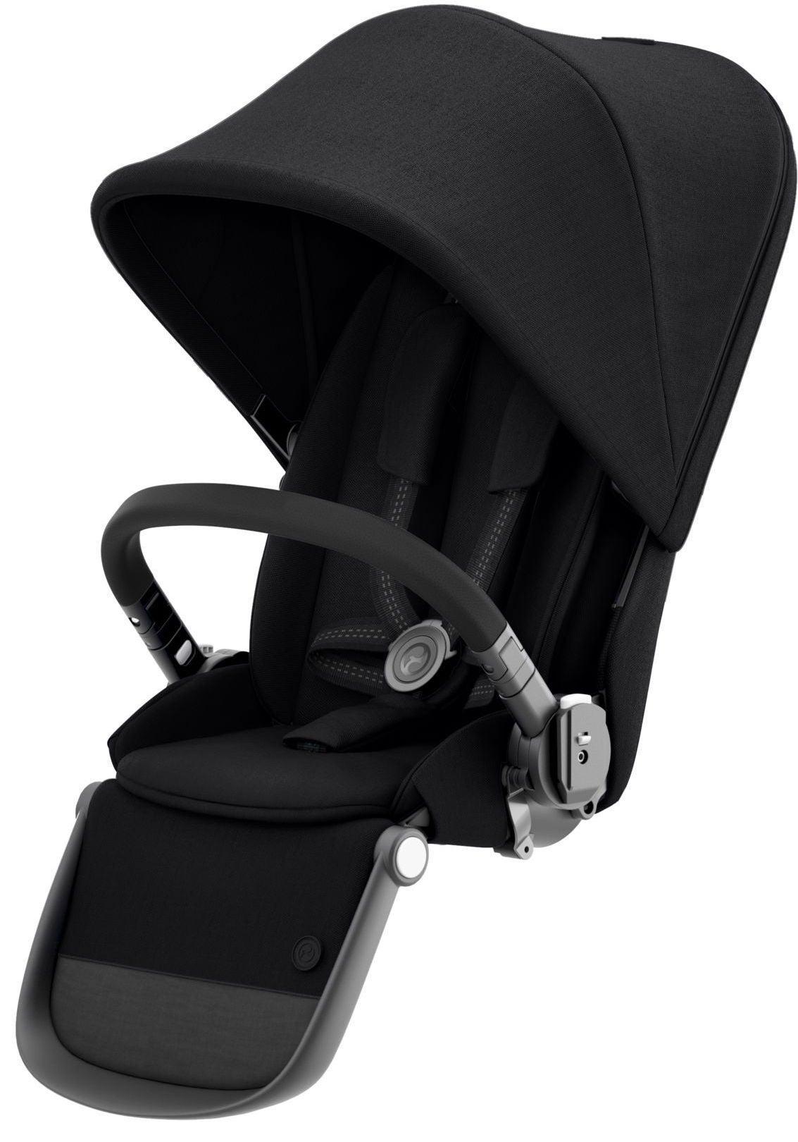 Cybex Gazelle S Syskonsits, Black/Deep Black