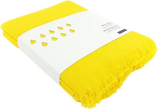 Ekobo Go Håndkle 200x100, Lemon