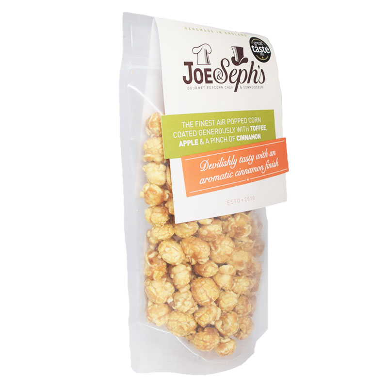 "Popcorn ""Toffee, Apple & Cinnamon"" 80g - 66% rabatt"