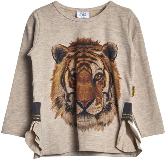 Hust & Claire Angelina T-Shirt, Wheat 80