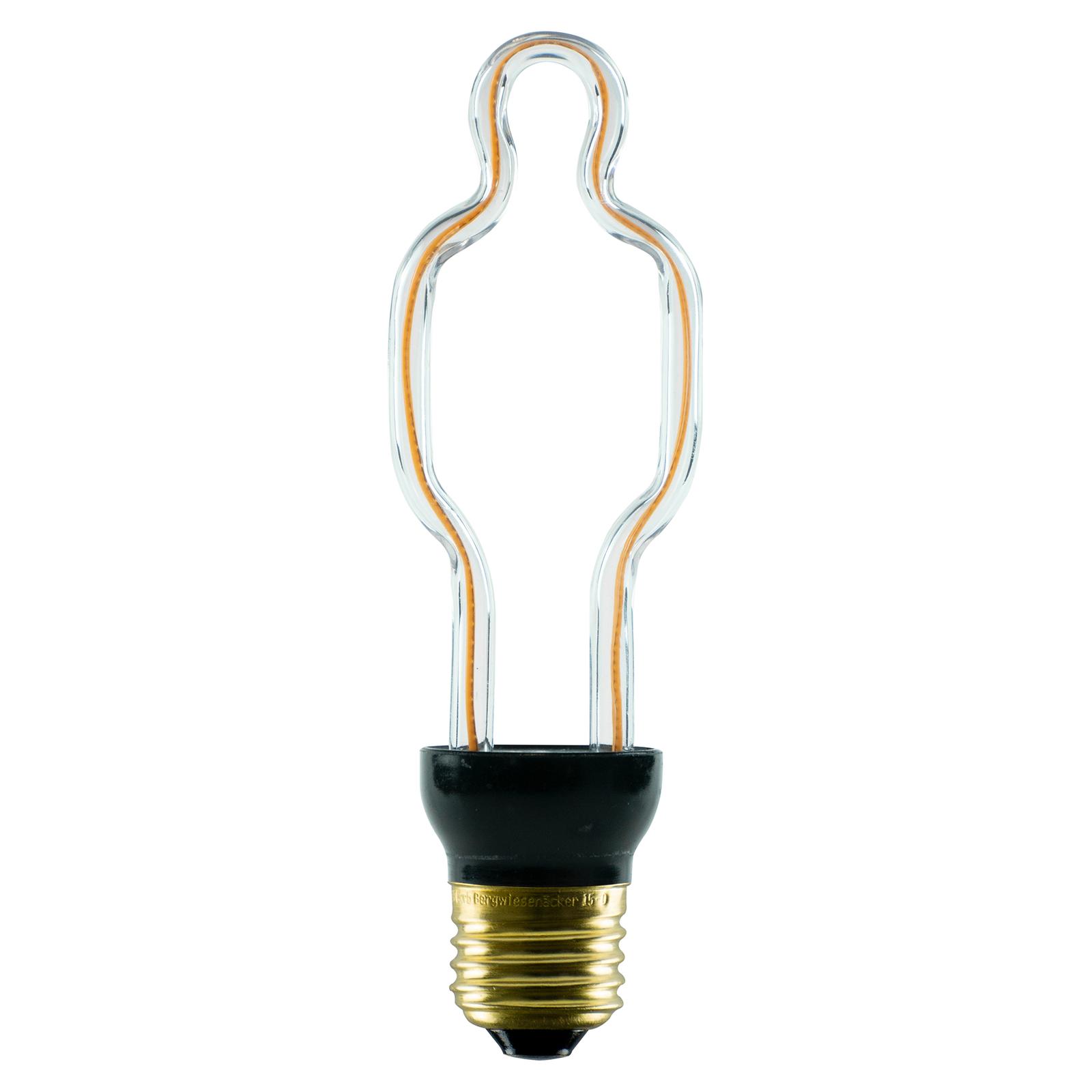 SEGULA LED-lamppu Art Man E27 8W 2 200K