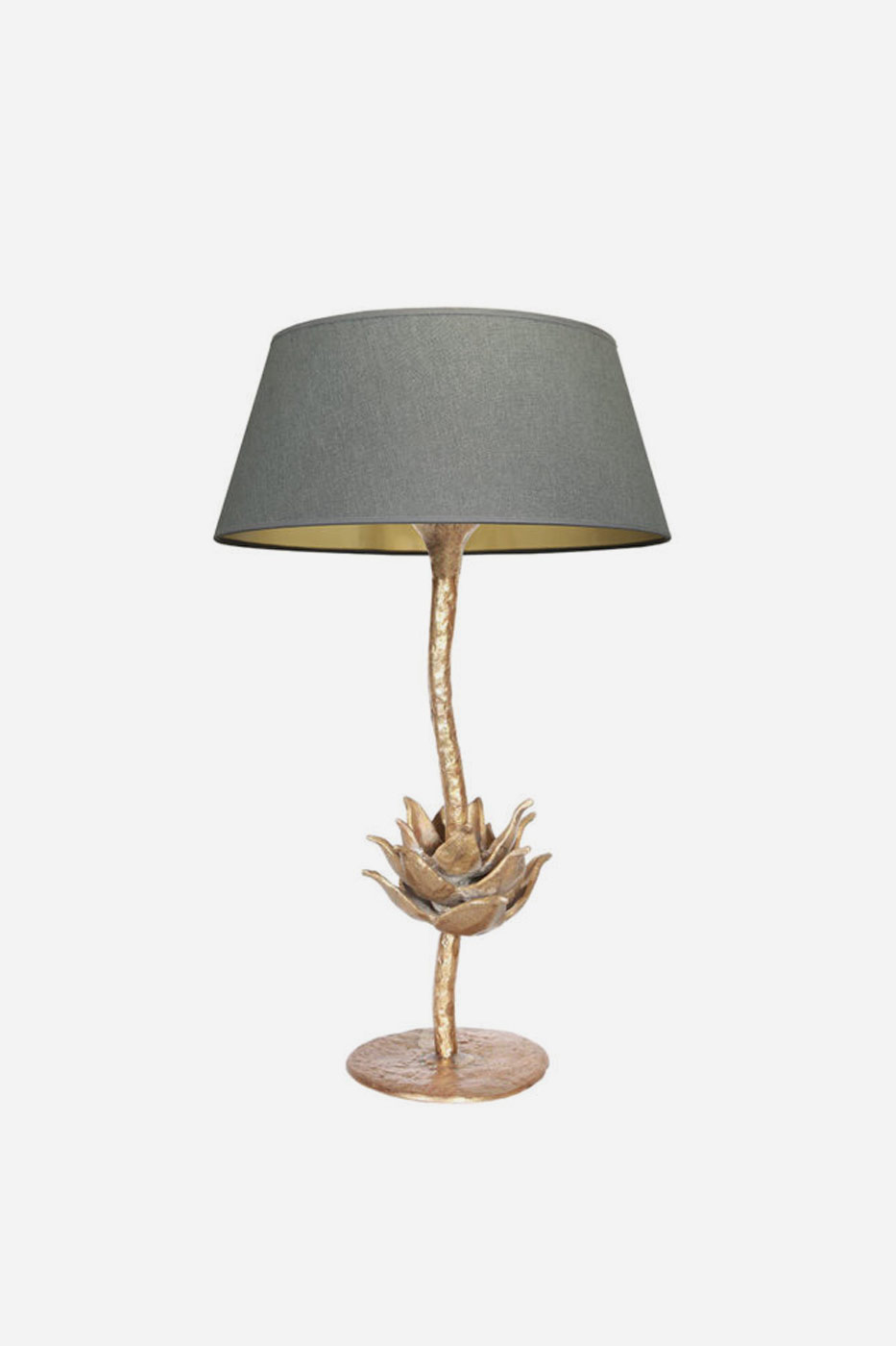 Bordslampa Artichaut 52 cm guld