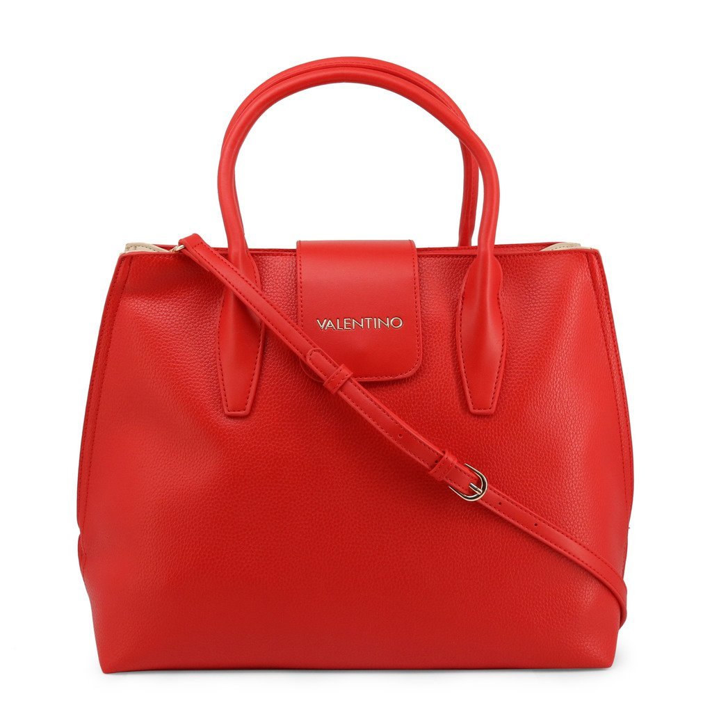 Valentino by Mario Valentino Women's Shoulder Bag Red ELFO_VBS3SV01 - red NOSIZE