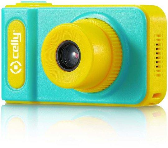 Celly Digitalkamera, Blå