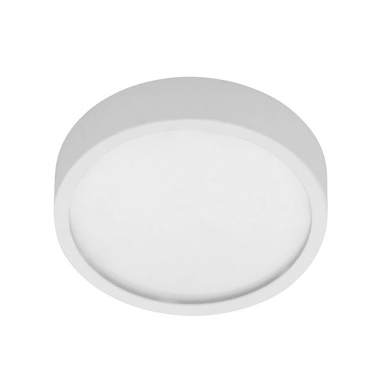 LED-kattovalaisin pyöreä BAP-sopivuus,14W, 3 000 K