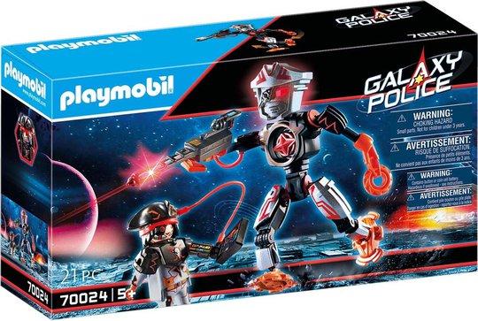 Playmobil 70024 Galaxy Pirates Robot